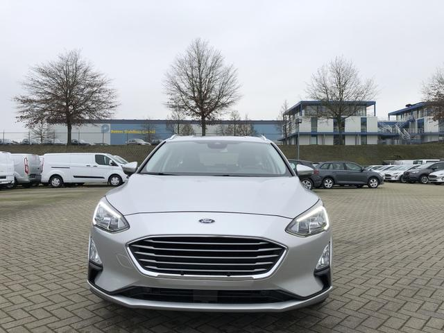 Focus Turnier 1.0 EcoBoost 100PS Trend Business LED-Scheinwerfer Klima Ford-Navi SYNC3 DAB+ 8''-Touchscreen mit Bluetooth Apple CarPlay Android Auto PDC v+h Rückf.Kamera