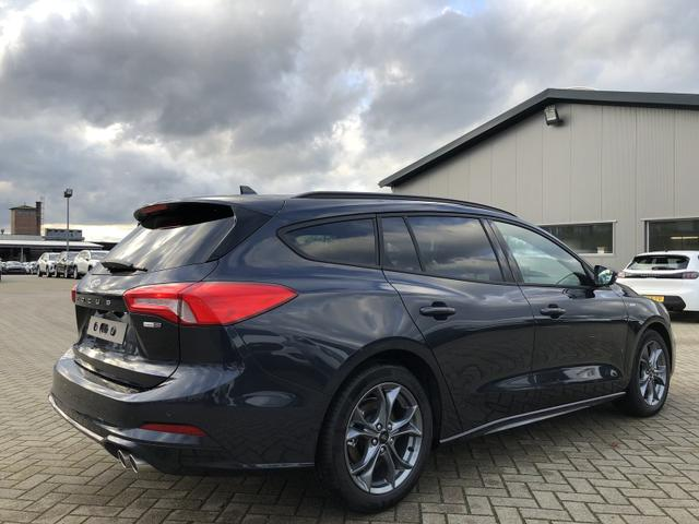 Focus Turnier 1.0 EcoBoost Hybrid 125PS ST-Line LED-Scheinw. B+O Sound Klimaautomatik Ford-Navi SYNC3 DAB+ 8''-Touchscreen mit Bluetooth Apple CarPlay Android Auto PDC v+h Rückf.Kamera AbstandsTempomat