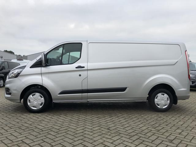 Ford Transit Custom - L2 2.0 TDCi 130PS Trend 3,0t 3-Sitzer Klima Anhängerkupplung Ford-Radio Bluetooth 8''-Touchscreen Apple Carplay Android Auto Rückf.Kamera Frontscheibe beheizb. PDC v+h Tempomat