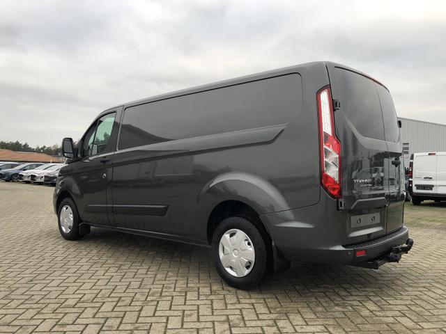 Ford Transit Custom L2 2.0 TDCi 130PS Trend 3,0t 3-Sitzer Klima Anhängerkupplung Ford-Radio Bluetooth 8''-Touchscreen Apple Carplay Android Auto Rückf.Kamera Frontscheibe beheizb. PDC v+h Tempomat
