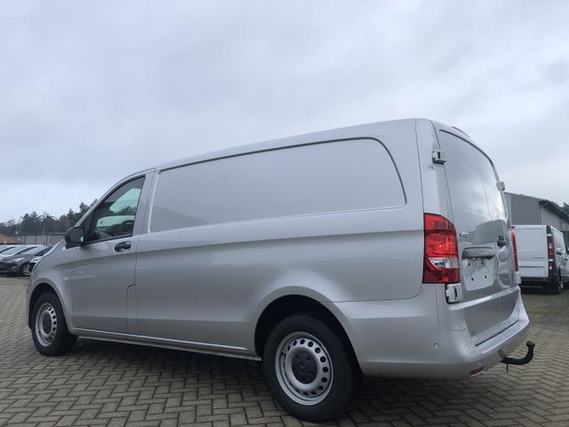 Vito 116 CDi 163PS Automatik 2,8t 2-Sitzer Klimaautomatik Anhängerkupplung Navi PDC v+h Rückf.Kamera Tempomat Ganzjahresreifen