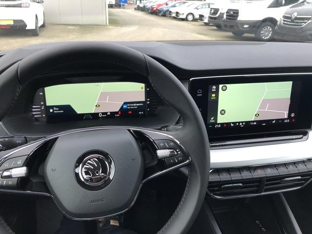 Octavia Combi 1.5 TSI 150PS Style NEUES MODELL Matrix-LED AFS Virtual Cockpit Navi Columbus 10''-Touchscreen Winter-Paket Anschlussgarantie 2xKeyless
