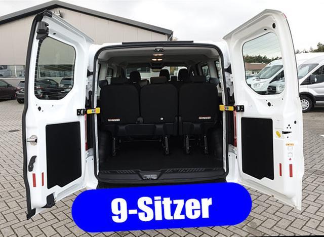 Ford Transit Custom - Kombi 9-Sitzer L1 1.0 EcoBoost Plug-in-Hybrid 125PS Automatik Trend Sitzheizung Klima Radio mit Bluetooth PDC v+h Frontscheibe beheizb.