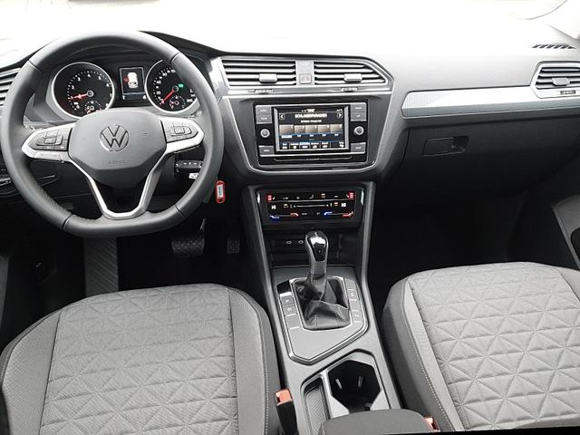 Tiguan 1.5 TSI ACT 150PS DSG Life Neues Modell Klimaautomatik Sitzheizung Lenkradheizung -Radio mit Bluetooth DAB+ AbstandsTempomat PDC v+h