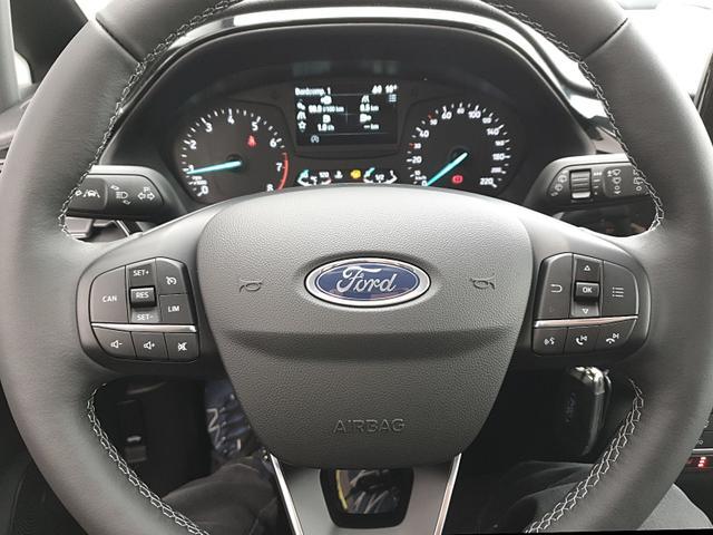 Fiesta 1.0 EcoBoost 95PS Titanium 5-türig Klimaautomatik Ford-Radio SYNC 3 DAB+ Bluetooth 8''-Touchscreen Apple Carplay Android Auto Sitzheizung Lenkradheizung Frontscheibe beheizb. PDC