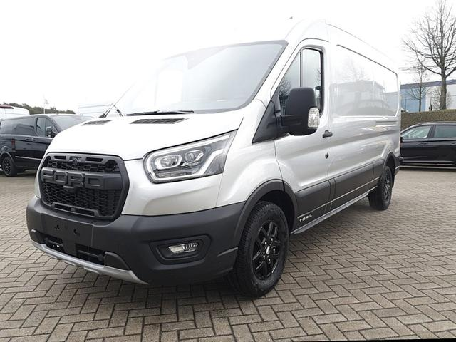 Ford Transit Custom - 350 L3H2 2.0 EcoBlue Mild-Hybrid 130PS Trail 3,5t 2-Sitzer Xenon Voll-LEDER Sitzheizung Anhängerkupplung Klima Ford-Navi SYNC 3 DAB+ Bluetooth 8''-Touchscreen Apple Carplay Android Auto PDC v+h