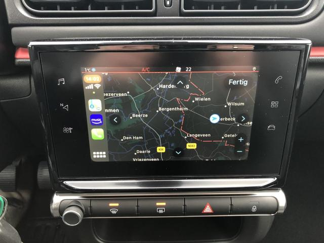 C3 1.2 83PS C-Series AirBump 5-türig Neues Modell LED-Scheinw. Klimatronic PDC Citroen-Radio mit Bluetooth DAB+ 7''-Touchscreen Apple CarPlay Android Auto 16-LM abg.Scheiben