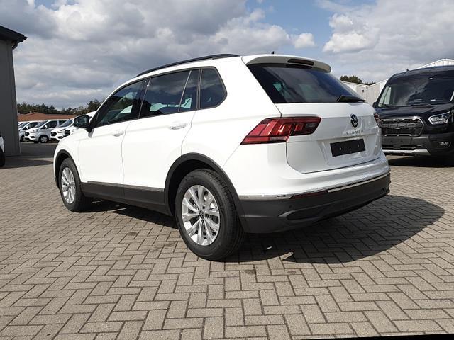 Volkswagen Tiguan - 1.5 TSI ACT 150PS DSG Life Neues Modell AppleCarPlay Klimaautomatik Sitzheizung Lenkradheizung -Radio mit Bluetooth DAB  AbstandsTempomat PDC v h Vorlauffahrzeug kurzfristig verfügbar