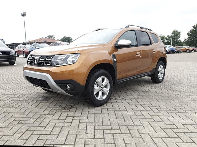 Dacia Duster - 1.0 TCe 90PS Comfort Klimaautomatik Sitzheizung Pioneer-Radio mit Bluetooth PDC Tempomat