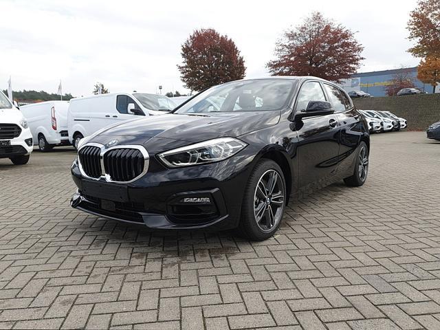 Gebrauchtfahrzeug BMW 1er - 118i 1.5 136PS Automatik Sport Line 5-türig Voll-LED Sitzheizung Ledersitze Klimaautomatik Navi PDC v h Rückf.Kamera Apple CarPlay Android Auto