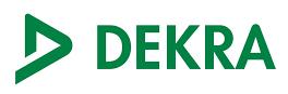 Haupt- und Abgasuntersuchung Dekra Jeden Dienstag ab 9 Uhr