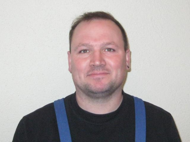 Markus Kling, Kfz- Servicetechniker