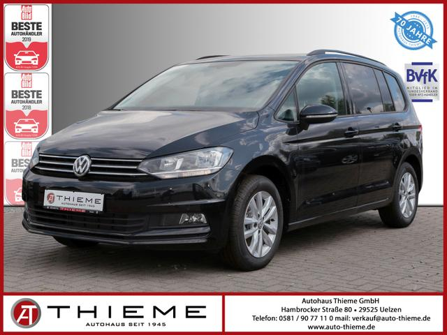 Volkswagen Touran - 1.5TSI 150PS Comfortline Edition Climatr./ACC/SunSet/Extras