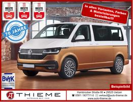 Volkswagen T6.1 Multivan      - 2.0 TDI DSG Highline LED/Navi/DigitalCo/Aktion
