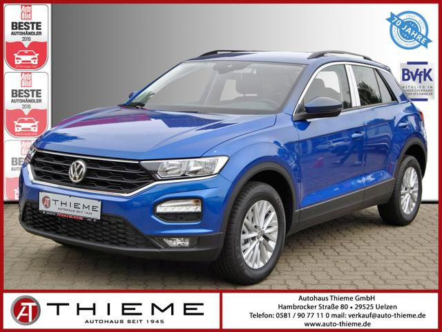 Volkswagen T-Roc - 1.0 TSI - Deluxe LM/Climatr/ShZ/PDC/Extras