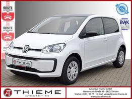Volkswagen up!      5trg 75PS ASG Move up PDC/Tempomat/SunSet/Sofort