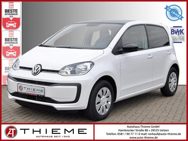 Volkswagen up! - 5trg 75PS ASG Move up PDC/Tempomat/SunSet/Sofort