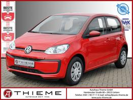 Volkswagen up!      5trg 75PS ASG Move up Klima/BC/Sofort