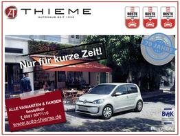 Volkswagen up!      move GTI SHZ/Sound/EXtras/AKTION