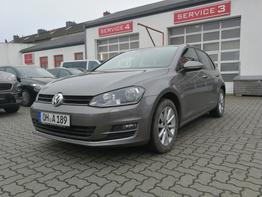 Volkswagen Golf      VII Lim. 110PS Lounge BMT Tempomat/SHZ/PDC/Climat./Sofort