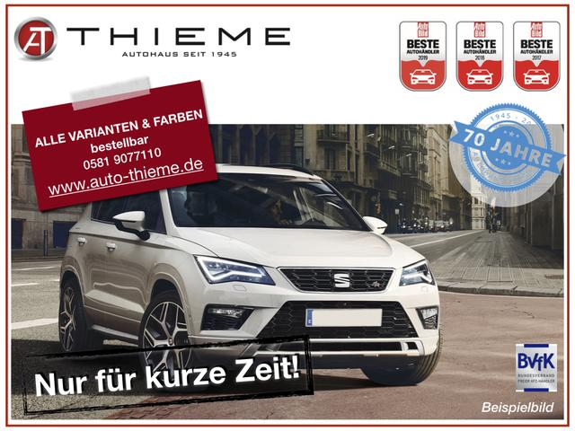 Seat Ateca - Reference 1.0 Eco TSI Klima/Media-Plus/EXtras
