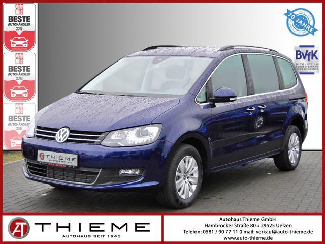 Volkswagen Sharan - 1.4 TSi DSG Comfortline Life Navi/PDC/Klima/AHK/Sofort