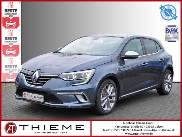 Renault Mégane - GT LINE TCe 160 PS GPF - 360° PDC Cam/Tempomat/Klima/Sofort