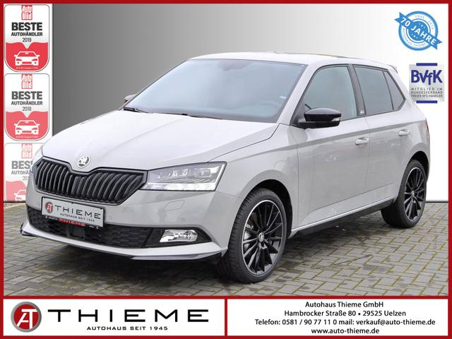 Skoda Fabia - Monte Carlo DSG (automatic) 1.0l TSI 110 PS Climat/LED/Shz/PDC/Sofort