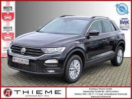 Volkswagen T-Roc      Deluxe Version 1.0 TSI 115 PS - LM/Climatr/ShZ/PDC/Sofort