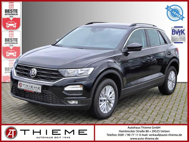 Volkswagen T-Roc - Deluxe Version 1.0 TSI 115 PS - LM/Climatr/ShZ/PDC/Sofort