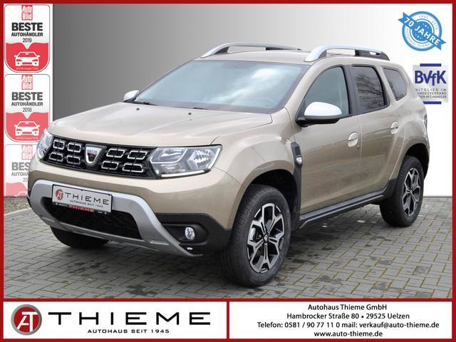 Dacia Duster - Prestige TCe 4x2 96kW 130PS - Klima/SunSet/LED/PDC Cam/Sofort