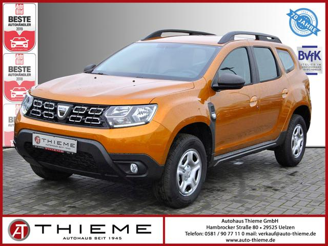 Dacia Duster - Comfort TCe 4x2 96kW 130PS - Klima/LED/Tempopilot/Sofort