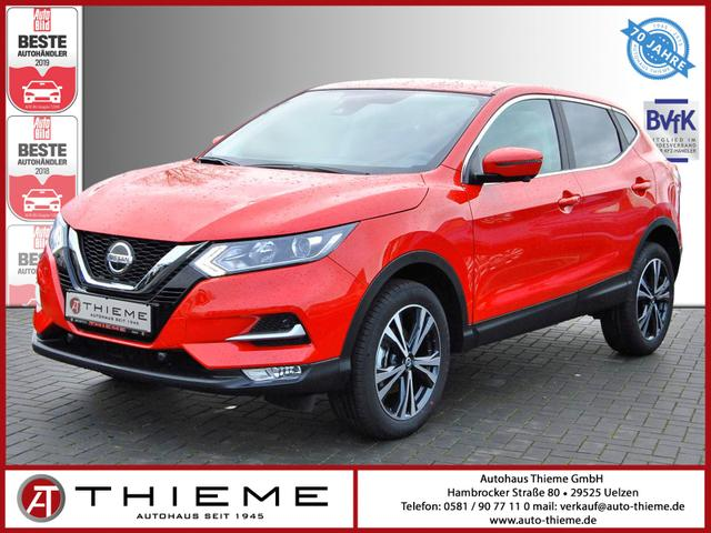 Nissan Qashqai - N-Connecta 1.3l 140PS - 360°/Klima/LED/Navi/Sofort