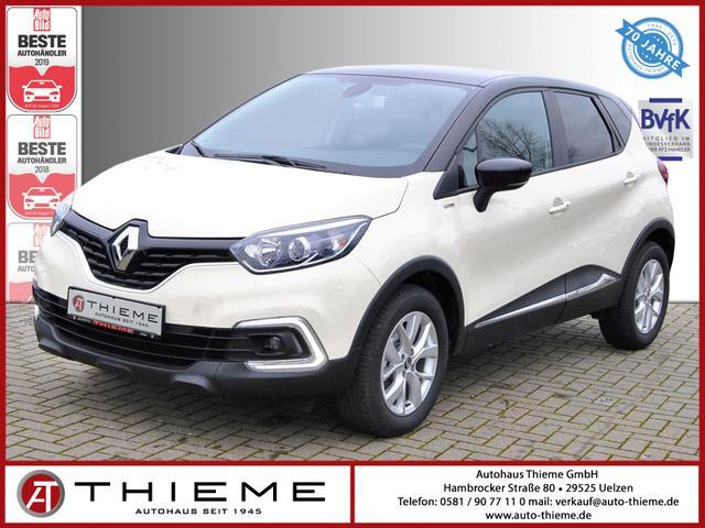 Renault Captur - Limited - Navi/Alu/PDC Cam/Extras/MJ20