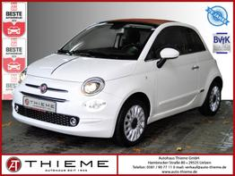 Fiat 500C      Lounge 1.2l 69 PS - SunSet/PDC/Klima/S&S/Sofort