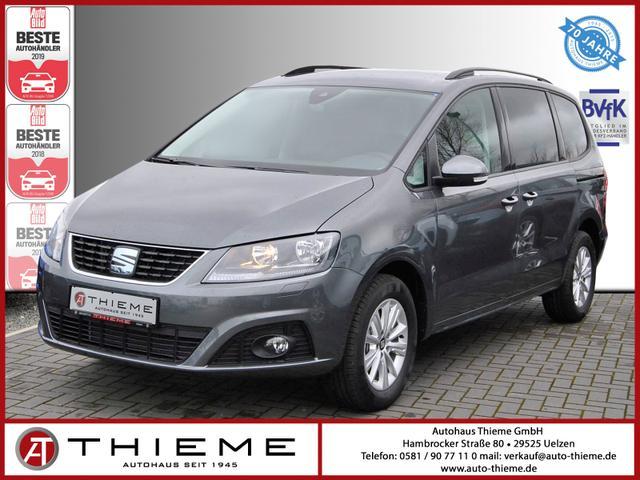 Seat Alhambra - Style 1.4 TSI Navi/Klima/Kamera/FullLink/Extras