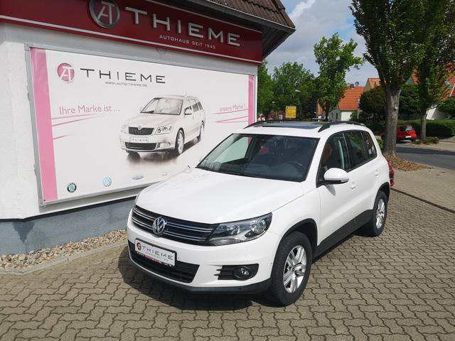 Volkswagen Tiguan - Trend & Fun 2.0 TDI - Panorama/AHK/PDC CAM/SOFORT