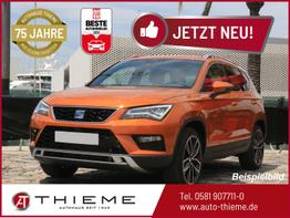 Seat Ateca      Xcellence 1.5 TSI Full-LED/LM18/EXtras