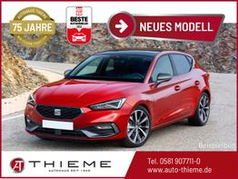 Seat Leon      Style neues Modell 2.0 TDI - LED/Climat./Tempo