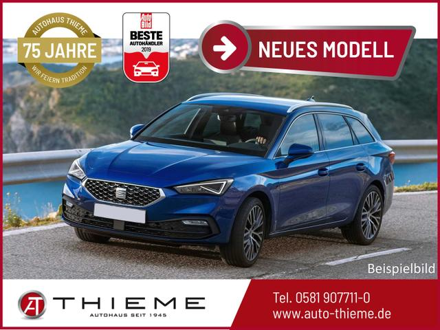 Seat Leon Sportstourer ST - Reference neues Modell 1.0 TSI - LED/Climat./Tempo