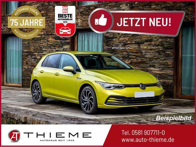 Volkswagen Golf - VIII (8) Life 1.5 TSI EVO mHEV DSG - ACC/PDC/Aktion