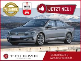 Volkswagen Passat      Lux 2.0 TDI 150 PS - 3-Z-Cli/SHZ/LED/Extras
