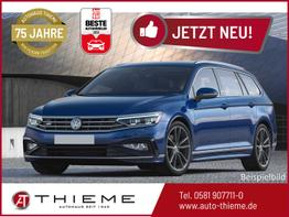 Volkswagen Passat Variant      Lux 2.0 TDI 150 PS - 3-Z-Cli/SHZ/LED/Extras