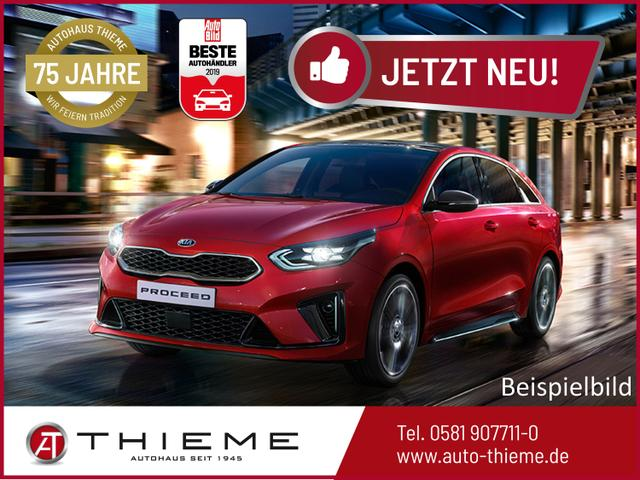 Kia ProCeed - GT-Plus 1.6 T-GDI G-Dach/Navi/EXtras
