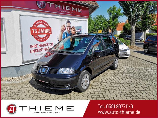 Seat Alhambra - Vigo 2.0 TDI 7 Sitzer - Tüv NEU/Klima