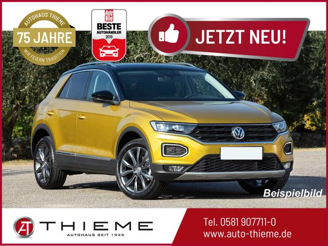 Volkswagen T-Roc - Style 1.5 TSI - ACC/PDC/LED/Climatr.