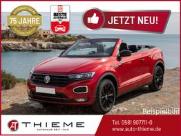 Volkswagen T-Roc Cabriolet      R-Line 1.5 TSI DSG - LED/ACC/PDC/DAB