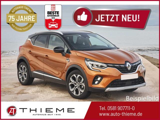 Renault Captur - Intens 1.6 E-TECH 160 Aut. - LED/PDC Cam/DigitalesCockpit