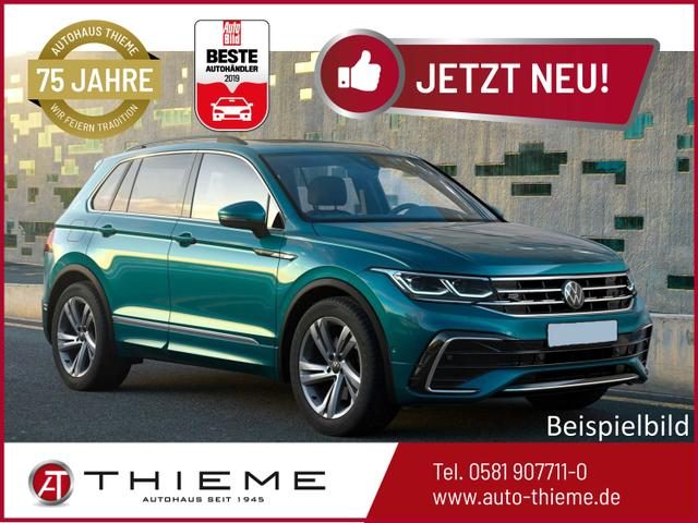 Volkswagen Tiguan - Lux M21 1.5 TSI - LED/Extras
