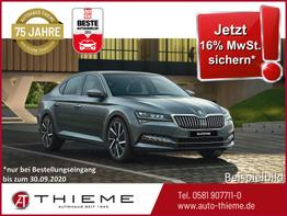 Skoda Superb      Business 2.0 TDI DSG - Matrix/Navi/el.Heckklappe